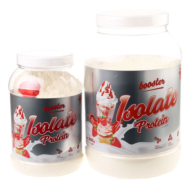 Booster Isolate Protein Trec Nutrition