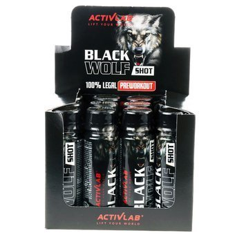 Black Wolf Shot BOX