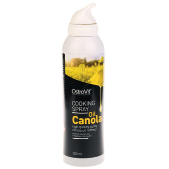 Cooking Spray OIL Canola 200ml