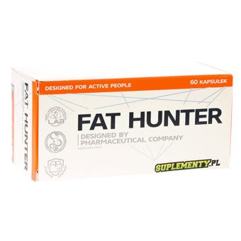 Fat Hunter 60 kapsułek Formotiva