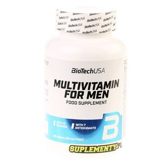 Multivitamin for Men 60 tabletek