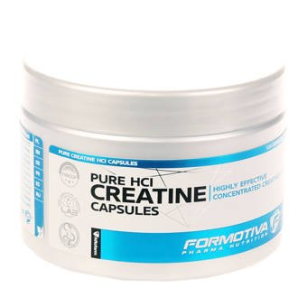 Pure HCL Creatine 120 capsules