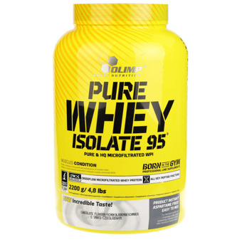 Pure Whey Isolate 2200g