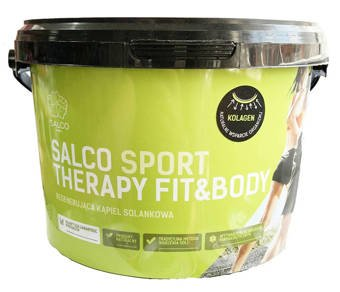 SALCO SPORT THERAPY FIT&BODY 3kg