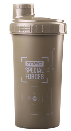 Shaker 700ml Trec Special Forces