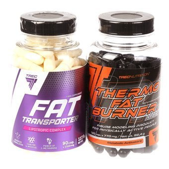 Thermo Fat Burner + Fat Transporter