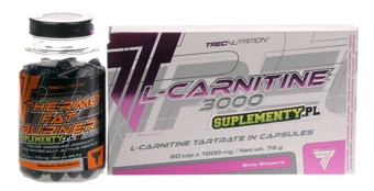 Thermo Fat Burner + L-Carnitine 3000