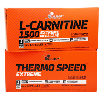Thermo Speed Extreme + L-Carnitine 1500